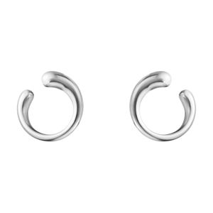 Georg Jensen Mercy Silver Stud Earrings