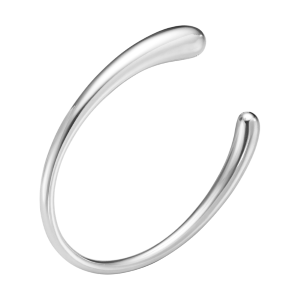Georg Jensen Mercy Silver Bangle