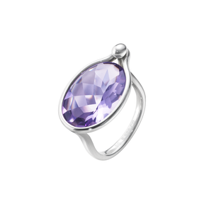 Georg Jenson Savannah amethyst ring.