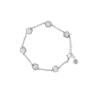 Hulchi Belluni Mother of Pearl 'Toi & Moi' Bracelet