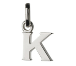 Links of London 'K' Charm