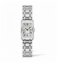 Longines stainless teel Dolce Vita watch