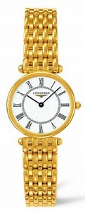Longines yellow gold Agassiz Watch