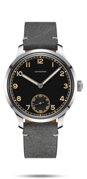 Longines Limited Edition Heritage Military 1938