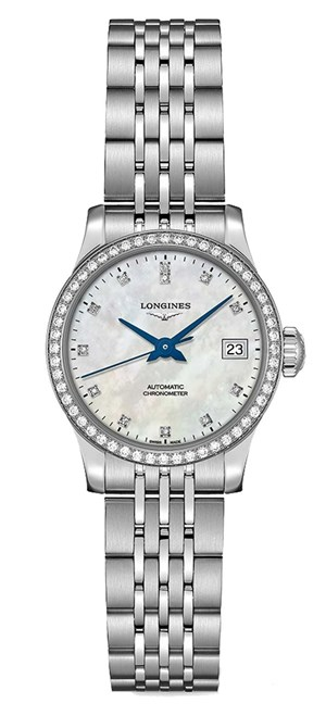 Longines 26mm Automatic Record Collection