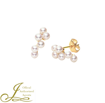 Mikimoto Bubble Earrings