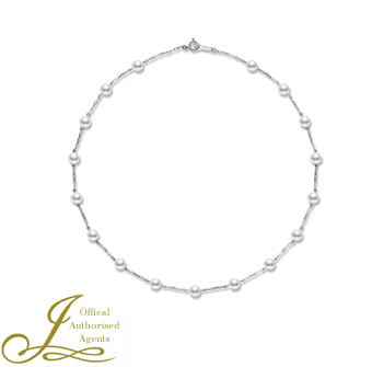 Mikimoto Pearl Necklet