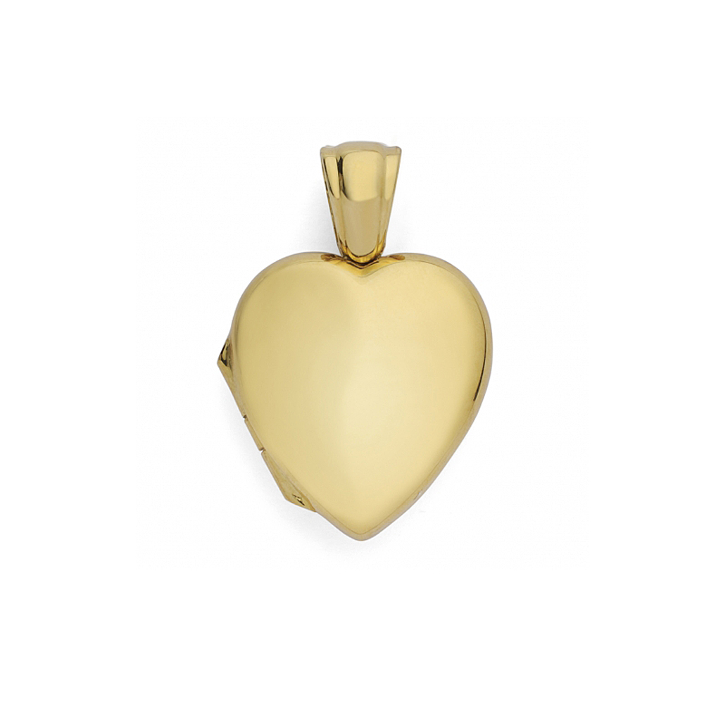 18ct Yellow Gold Locket