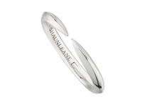 Shaun Leane Silver Arc Bangle