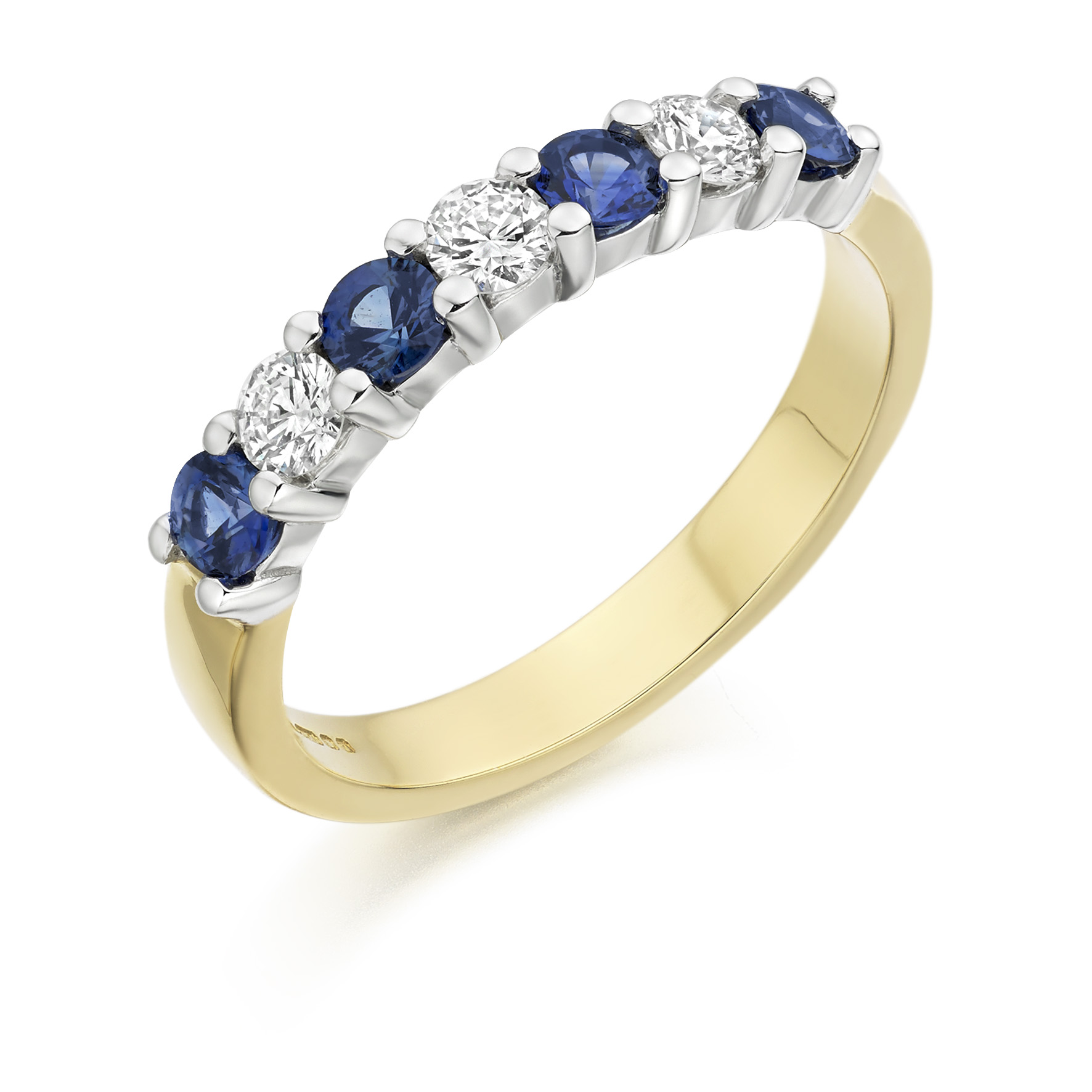 unique platinum and modern pear cornflower stacking products gold blue statement shape bespoke ring sapphire