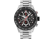 TAG Heuer 45mm Automatic Carrera Heuer 01