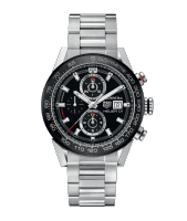 Tag Heuer 43mm Carrera automatic watch