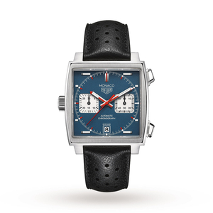 Tag Heuer Monaco 39mm Automatic Watch